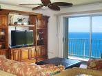 Alii Kai 4303: Premium oceanfront, amazing views, top floor.