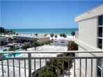 Impressive Gulf View 2BR with balcony, TV/DVD #507GV