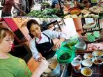 Cooks in Tuk Tuks Cooking classes - Hands on classes, market visit and khmer style lunch.