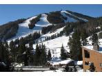 Winter Park Place #14: 2-bedroom condo, walk to lifts