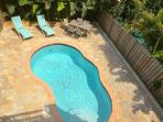 5 STAR NEW 4BR/4BA HEATED POOL HOME 2 BLK TO BCH!