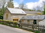 MILLER'S LODGE, romantic, character holiday cottage, with a garden in St Keyne Near Looe, Ref 2470