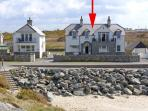 ANCHORAGE HOUSE, family friendly, luxury holiday cottage, with spa pool in Trearddur Bay, Ref 658