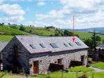 ARFRON, pet friendly, character holiday cottage, with a garden in Betws-Y-Coed, Ref 1519
