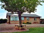MIRAMAR LODGE, family friendly, country holiday cottage, with a garden in Warkworth, Ref 1030
