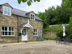 NORTH TYNE COTTAGE, family friendly, country holiday cottage, with a garden in Warden Near Hexham, Ref 1060