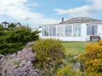 SILVERDALE, with sea views and a garden in Roa Island, Ref 1383