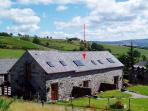 MEIFOD, pet friendly, character holiday cottage, with a garden in Betws-Y-Coed, Ref 1520