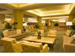 CHECK IN AT THE 24/7 PEKELE LOUNGE LOBBY