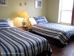 Master Bed Room - 2 full beds