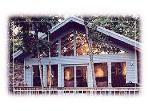 Beaver Lake Cottages - Romantic glass front cabins