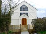 in Huntingford, Ref 2970THE OLD CHAPEL, luxury holiday cottage, with a garden