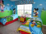 Disney's Castle, Fun Kissimmee Vacation Rental for the Family