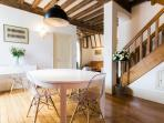 3 self-catering apartments in the heart of Dijon
