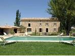 Belle Mas- Wonderful 7 Bedroom Provence Vacation Home, Vaucluse