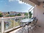 Antibes Romantic apt with great balcony & view