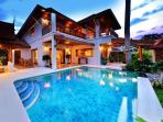 Baan Tawan 3 Bedroomed Luxury Beach Villa