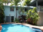 Charming 2 Bdrm Beachside Villa with Swimming Pool