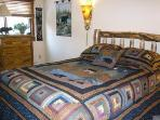 Bear Bedroom with a trundle