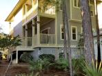 FLORIDA BEACH HOUSE FOR 8! LOWERED AUG PRICES! 3 NITE STAYS TOO!