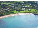 Arial View Wailea Elua Village (from 600 foot altitude)