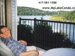 Private Covered Balcony just 80' from Table Rock Lake! --  (Balcony Views Vary in Multiple Condos))