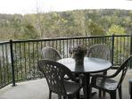 Condo #2 - A wonderful getaway retreat. Secluded mountain setting. 80 ft from the lake.