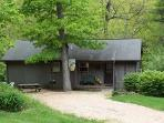 Virginia Blue Ridge Mountain Cabin Rental-Foxwood