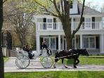 Carriage Ride's Around Town