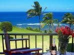 Sealodge J9: Oceanfront and updated beautiful upstairs condo.
