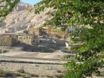 Old Qurna and Theban Hills
