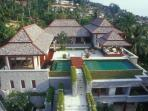 Stunning 7 bedroom villa with pool, chef, transport