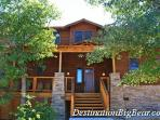 Fabulous 3,800 sq ft. cabin with the finest amenities and high quality finishes.