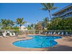 Relax by the pool, or in the hot tub-pool decks newly remodeled