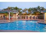 Pools and Grills on Property for Your Relaxation and Convenience