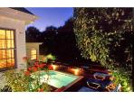 Flamands Beach's Villa Finistere with Private Pool