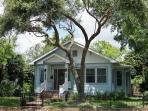 Gulf Breeze Cottage with great view of water