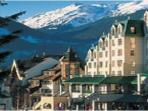 CLOCK TOWER in the heart of Whistler-1 day minimum