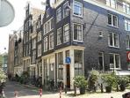 Angels Canal House in amsterdam