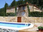 Tuscany Villa le Capanne with pool