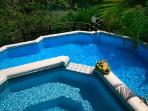 Trouya - Villa near Trouya beach with pool & water sports activities nearby