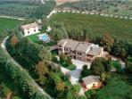Luxury Villa with marvellous view on 2 valleys - Perugia, Italy