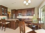 Premium Equipped kitchen with many extras for the chef in all of us.
