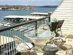 3 Bedroom 2 Bath Right on the Water, at THE LEDGES,TOP FLOOR WALK-IN--NO STEPS!