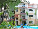 Spacious 2BD/2BA condo, great beach in Cabarete