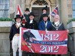 1812 War Celebrating 200 years of peace