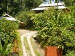 OceanView-Beach 300yds-Comfort in the Rainforest !