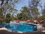 One Bedroom Apartment with Pool on Beach property