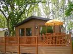 York Holiday Lodges - Luxury Log Cabins + Hot Tub