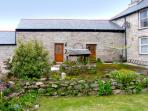 BARN COTTAGE, character holiday cottage, with a garden in Mabe Near Falmouth, Ref 2111